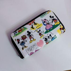 🖤ADORABLE Disney Mickey x Minnie Wallet🖤